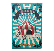 Circus Fridge Magnets by The Monster Factory