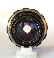 Bokeh Monster! OKC 1-50-4 50mm f/2 M39 rebuild mirrorless SLR DSLR OKS cine lens