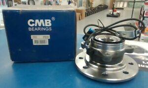 515016 Hubs - Wheel Bearing and Hub Assembly