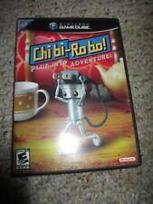 Chibi-Robo (Nintendo GameCube, 2006) Complete