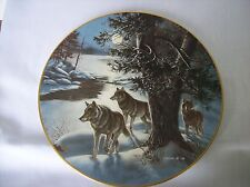 """Legacy Series """"Timberwolves"""" plate, number 3,106 of 7,500"""