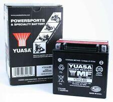 Yuasa YTX14-BS Kawasaki Classic, Drifter '95-'03 AGM Fresh Pack 12 Volt Battery