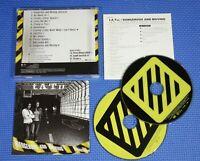 "t.A.T.u. / Dangerous And Moving"" Japan CD OBI + BONUS DVD [CD&DVD]"