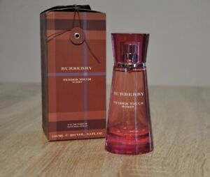 BURBERRY TENDER TOUCH WOMEN EDP 100ml., DISCONTINUED VERY RARE, NEW