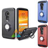 For Motorola Moto E5 Plus Supra Case Cover Holster Kickstand Shockproof Rugged