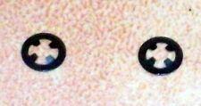2 Rosetten Clips Seitendeckel Emblem Z 650 900 1000