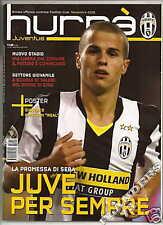 HURRA' JUVENTUS n° 11 ( Novembre 2008 ) Giovinco poster