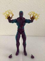 "2012 Hasbro Marvel Legends Eel Loose 6"" Abomination Wave Captain America Series"
