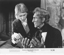 PETER CUSHING original HAMMER b/w still FRANKENSTEIN AND THE MONSTER FROM HELL