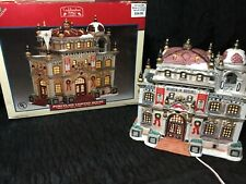 Lemax~Caddington Village Collection~Museum of History~2001~Lighted House~W/Box!