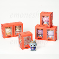 TWOTUCKGOM x MONSTA X 몬스타엑스 Mini Figure Toy Authentic Official MD + Tracking No.
