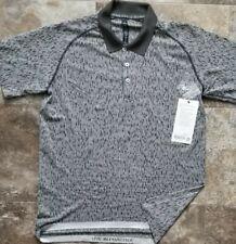 Lululemon   Vapor Gray L Large Metal Vent Tech Polo 2.0 Short Sleeve Golf Shirt