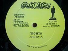REGGAE SINGLE: JOHNNY P. Tights DERRICK IRIE Some Girl A Model GOLD DISC