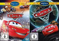 Cars 1 + 2 - Special Collection (Walt Disney) Pixar                    DVD   333