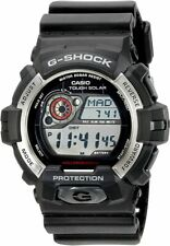 *BRAND NEW* Casio G-Shock Men's Tough-Solar Digital Black Band Watch GR8900-1