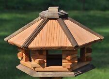mangeoire pour les oiseaux Nichoir Mangeoire en massive Bois