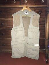 DOMKE PhoTOGS Vest Size Medium Men's Fishing With Pockets