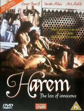 HAREM THE LOSS OF INNOCENCE DVD Nancy Travis Art Malik UK Release New Sealed R2