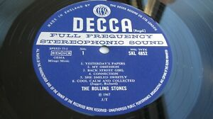 The Rolling Stones BETWEEN THE BUTTONS 1967 UK Stereo 1st Press LP MINT HEAR