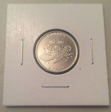 CANADA 2017 New 5 cents 150th Our Passions LIVING TRADITION (UNC From roll)