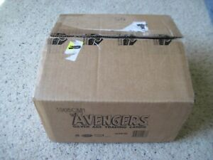 SILVER AGE AVENGERS CASE Empty No Cards Marvel 2015 Rittenhouse