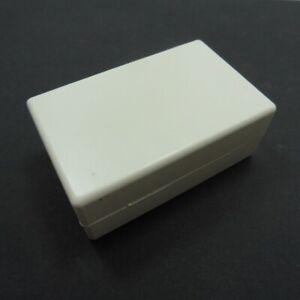 80mm x 50mm x 32mm Plastic Waterproof Electronic Junction Box Case PVC