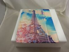 for Ipad  2 or  3 Eiffel tower magnetic front cover  tablet protection