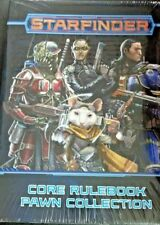 STARFINDER RPG PAWNS Core Rulebook Pawn Collection Box Set, New