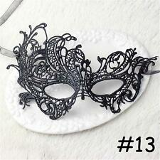 NEW Lace Eye Mask Venetian Masquerade Halloween Party Fancy Dress Costume PK