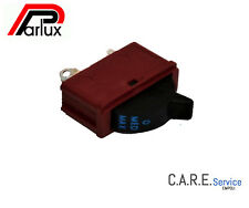 Interruptor velocidad motor (azul) Phon Parlux original
