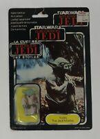 Star Wars ROTJ Yoda Tri Logo 1983 action figure