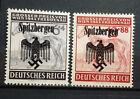 Local Deutsches Reich WWll Propaganda,Private overprint Spitzbergen MNH