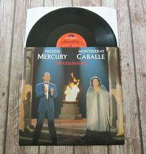 """Freddie Mercury : The Golden Boy 12"""" UK Vinyl Single Record 1988 Queen"""