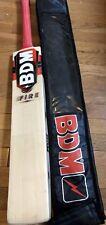 BDM Fire English Willow Cricket Bat