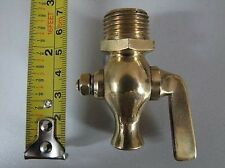 1/2 15mm BRASS DRAIN TAP / COCK FOR LISTERS / STEAM /STATIONERY ENGINE ?