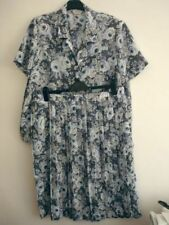 Floral Pleated, Kilt Skirts Size Petite for Women
