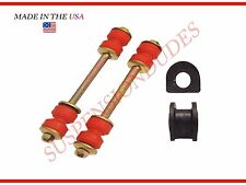 4PC Suspension Sway Bar Links Bushings Chevrolet Silverado Suburban Tahoe K80631