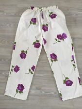 Gap 100% Cotton Ladies Summer Trouser One Size Brand New