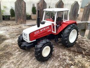 1/43 scale Conrad 5018 Steyr 8130 4wd tractor tracteur traktor