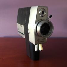 Vintage Movie Camera DeJur Super 8 Reflex Citation II Zoom f1.8 UNTESTED