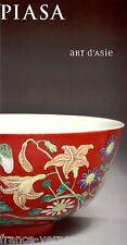 Catalogue de vente Art d'Asie Asiatique de la Chine Ivoire Porcelaine...