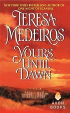 Yours Until Dawn Avon Historical Romance