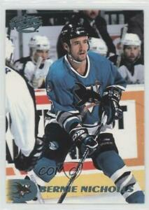 1998-99 Pacific Ice Blue Bernie Nicholls #289