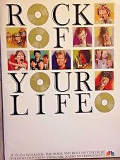 Radio Show: ROCK OF YOUR LIFE #6/16 THE MOTOWN SOUND & ROCK AT MOVIES 3 LP/2HRS