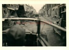 Foto, Wk2, N.E.A.4, Châtillon-sur-Seine, Frankreich, 1940 (G)21081