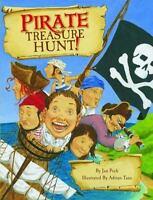 Pirate Treasure Hunt! by Peck, Jan