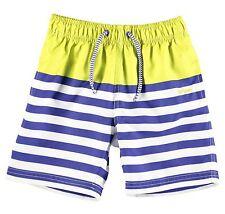Abbigliamento da mare e piscina verdi per bambini dai 2 ai 16 anni poliestere