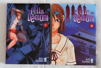 LA CULLA DEI DEMONI VOLUMI 1-2 (Kei Sanbe, Star Comics). COME NUOVI
