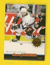 Dave Gagner 1999 pacific  # 422   43/46