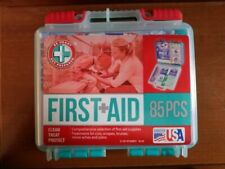 Be Smart Get Prepared First Aid Kit 85 PC 020424101886